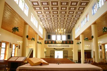 Kościół filialny w Lichyni